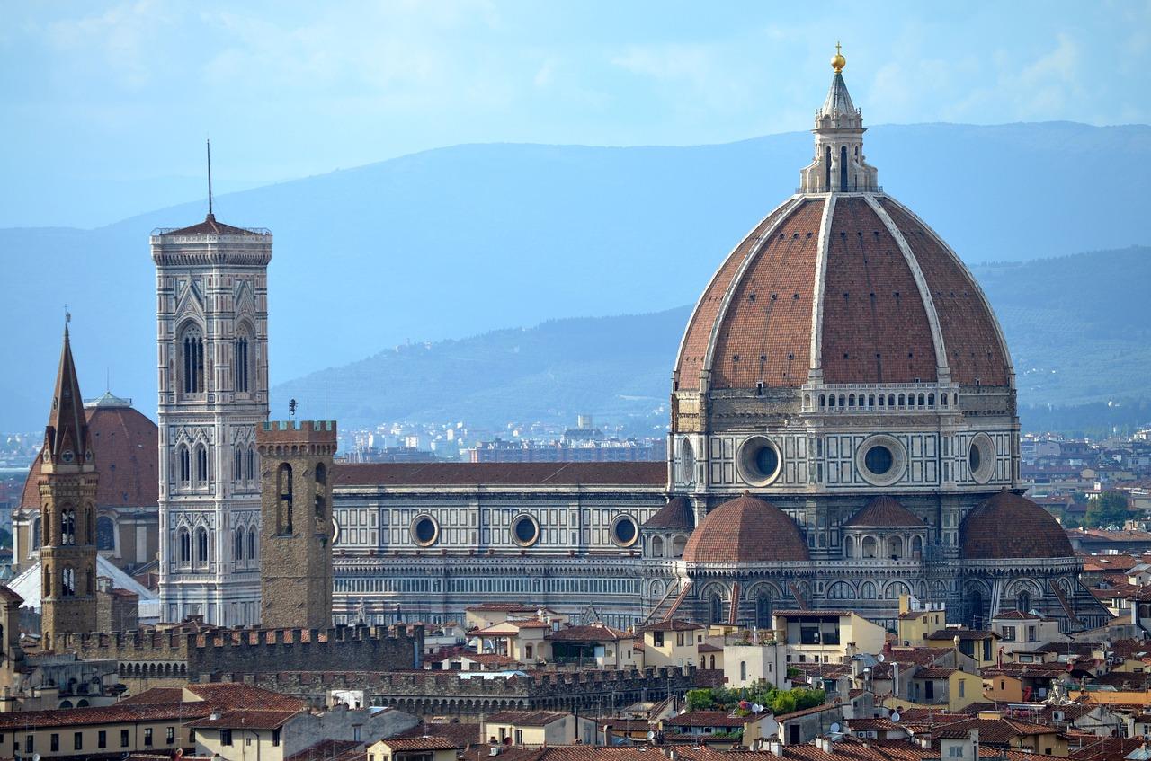 Duomo de Florença - Michał Świącik por Pixabay - Michał Świącik por Pixabay /Rota de Férias/ND