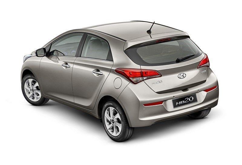 Hyundai HB20: 32 psi - Foto: Divulgação - Foto: Divulgação/Garagem 360/ND