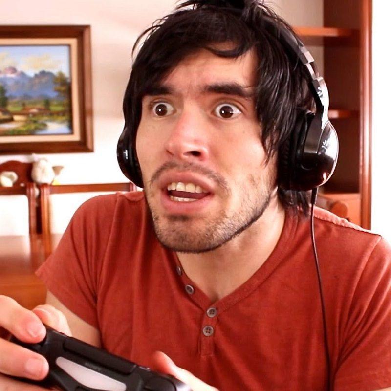 11. HolaSoyGerman. (http://www.youtube.com/HolaSoyGerman) – 35,3 milhões de inscritos - Crédito: Reprodução Internet/33Giga/ND
