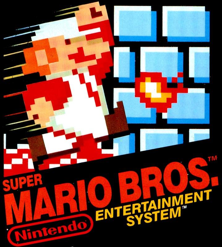 2. Super Mario Bros. (1985) – 40 milhões de cópias - Crédito: Divulgação/33Giga/ND