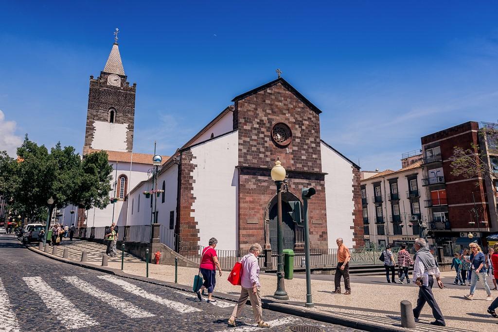 Catedral de Funchal - GregSnell/Divulgação - GregSnell/Divulgação/Rota de Férias/ND