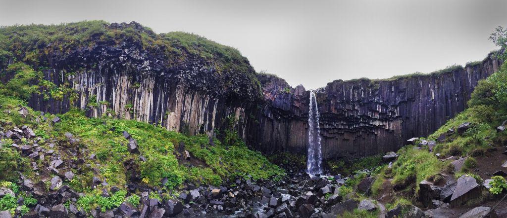 Svartifoss, Islândia - Pixabay - Pixabay/Rota de Férias/ND