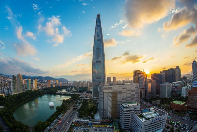 Lotte World Tower, Coreia do Sul - Pixabay - Pixabay/Rota de Férias/ND