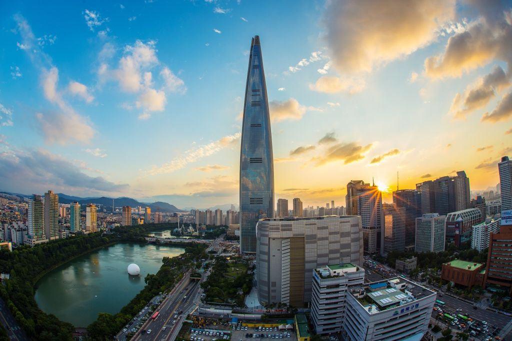 Lotte World Tower, Coreia do Sul - Pixabay - Pixabay/Rota de Férias/ND