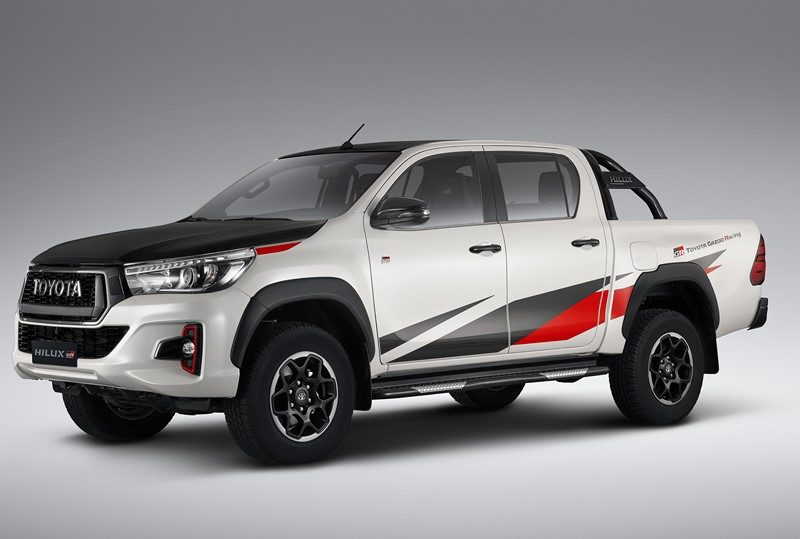 20º- Toyota Hilux: 14.106 unidades - Foto: Divulgação - Foto: Divulgação/Garagem 360/ND