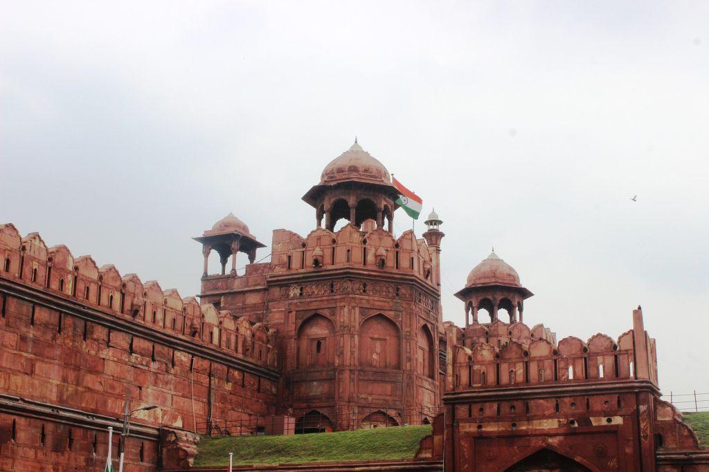 Forte Vermelho, Índia - Pixabay - Pixabay/Rota de Férias/ND