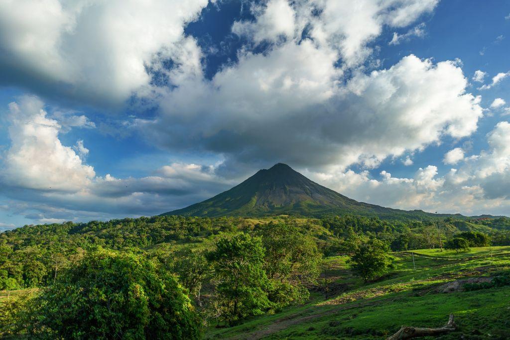 Vulcão Arenal, Costa Rica - Pixabay - Pixabay /Rota de Férias/ND