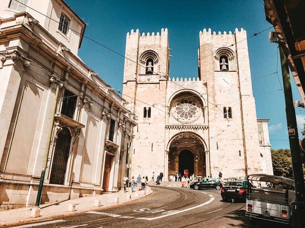Sé Catedral de Lisboa, Portugal - ?? Claudio Schwarz - ?? Claudio Schwarz /Rota de Férias/ND