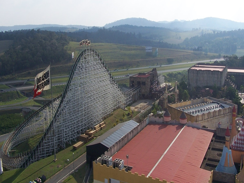 Montezum - Hopi Hari, Brasil - Thiago
