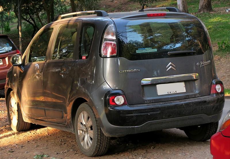 Citroën C3 Picasso - Foto: RL GNZLZ via VisualHunt.com / CC BY-SA - Foto: RL GNZLZ via VisualHunt.com / CC BY-SA/Garagem 360/ND