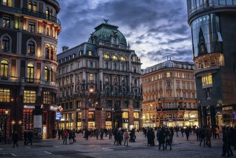Viena, Áustria - Pixabay - Pixabay/Rota de Férias/ND