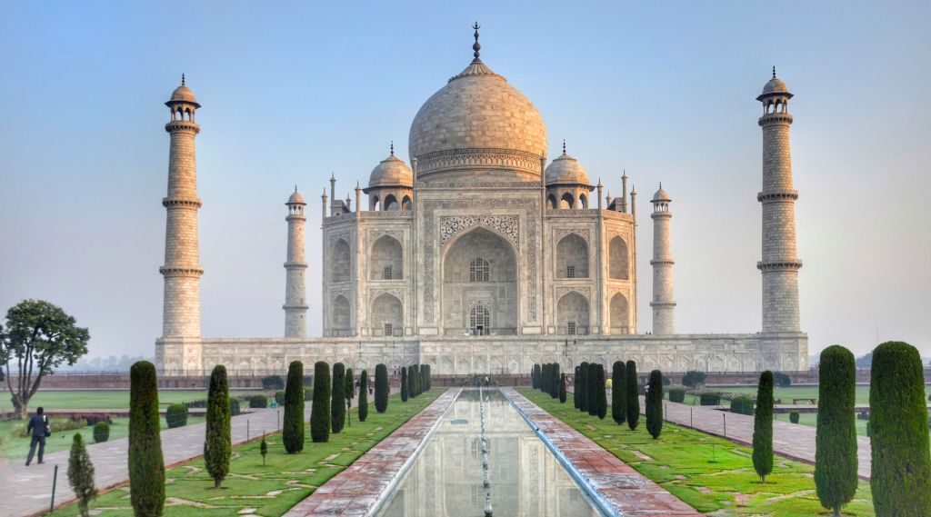 Taj Mahal, Índia - Pixabay - Pixabay/Rota de Férias/ND