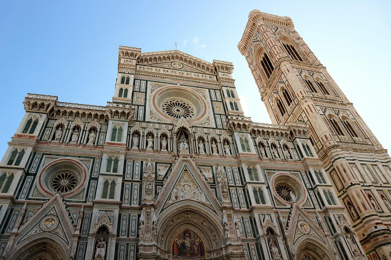 Santa Maria del Fiore, Florença - ColourPhotography por Pixabay - ColourPhotography por Pixabay/Rota de Férias/ND