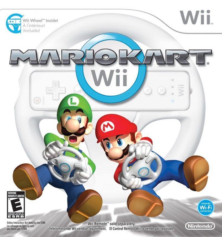 3. Mario Kart Wii (2008) – 35 milhões de cópias - Crédito: Divulgação/33Giga/ND