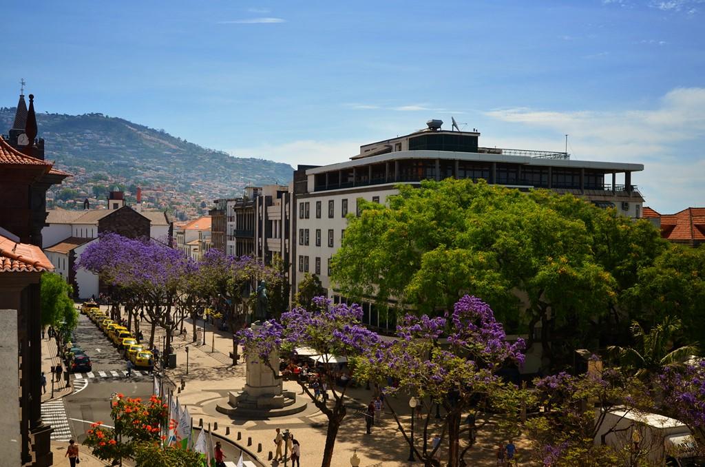 Funchal - Turismo da Madeira - Turismo da Madeira/Rota de Férias/ND