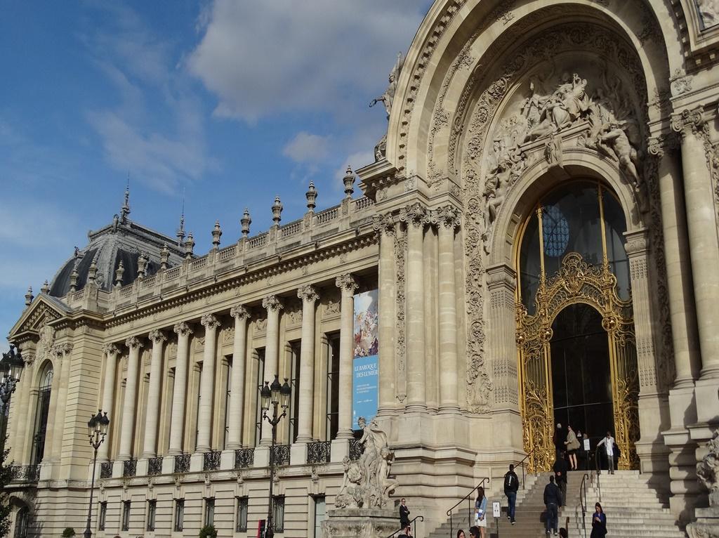 Petit Palais, Paris - Laurence de l'Estoile from Pixabay - Laurence de l'Estoile from Pixabay/Rota de Férias/ND
