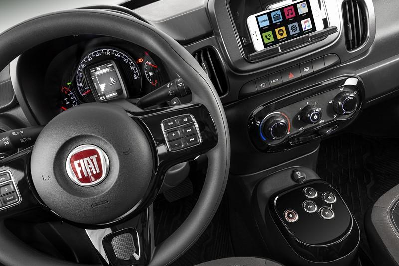 3- Fiat Mobi Drive GSR (motor Firefly): 14 km/l / 15,9 km/l (cidade/estrada - com gasolina) e 9,8 km/l / 11,1 km/l (cidade/estrada - com etanol) - Foto: Divulgação - Foto: Divulgação/Garagem 360/ND