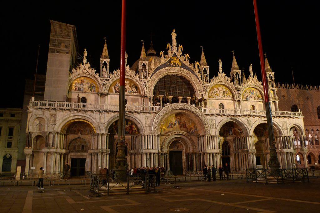 Basílica de São Marcos, Itália - Pixabay - Pixabay/Rota de Férias/ND