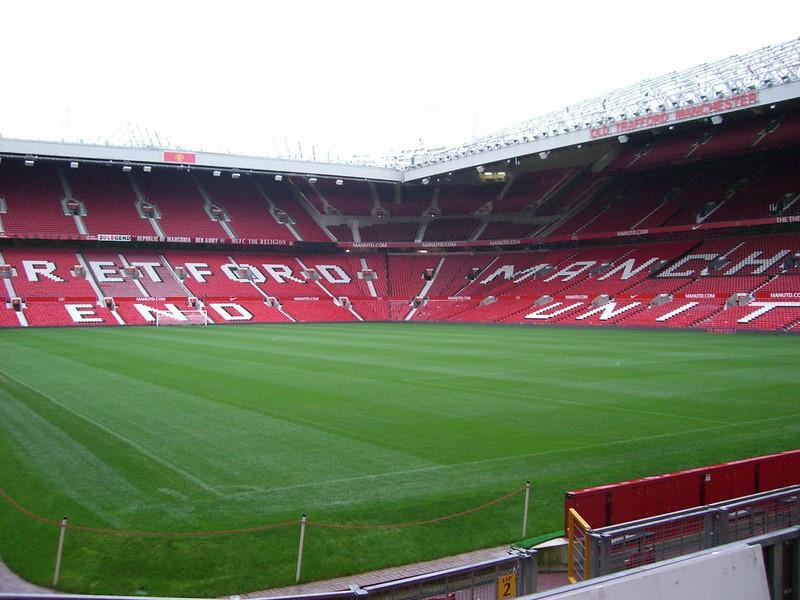 Estádio Old Trafford - Sean MacEntee via Visual hunt / CC BY - Sean MacEntee via Visual hunt / CC BY/Rota de Férias/ND