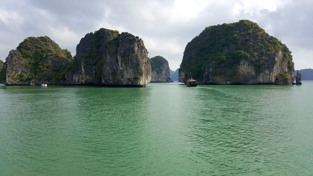 Halong Bay, Vietnã - Pixabay - Pixabay/Rota de Férias/ND