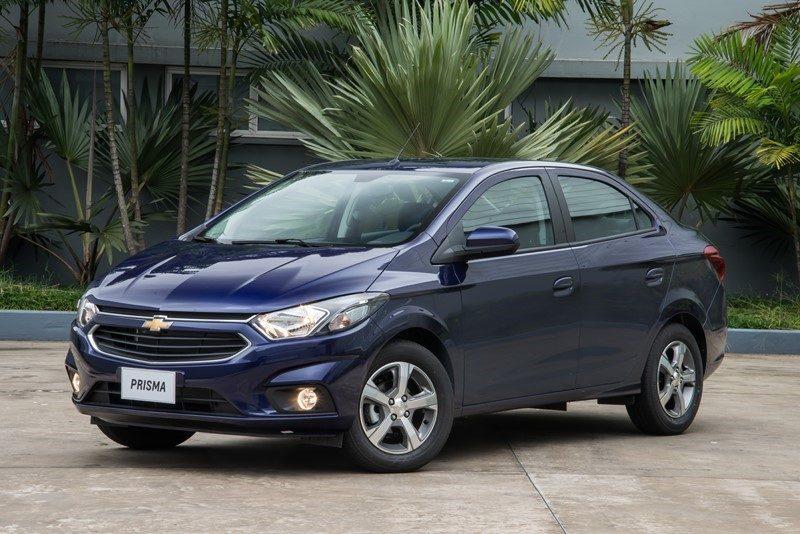 Chevrolet Prisma: 35 psi - Foto: Divulgação - Foto: Divulgação/Garagem 360/ND