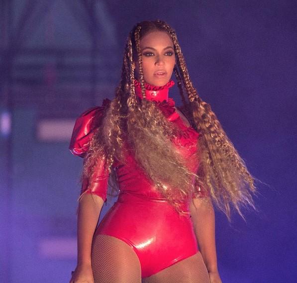 7. Beyoncé (www.instagram.com/beyonce) – 122 milhões de seguidores - Crédito: Reprodução Instagram/33Giga/ND
