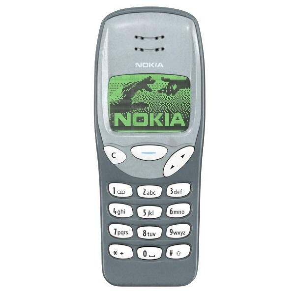 4. Nokia 3210 – Lançado em 1999, vendeu mais de 150 milhões de unidades - Crédito: Divulgação/33Giga/ND