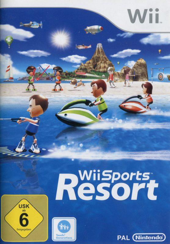 4. Wii Sports Resort (2009) – 32 milhões de cópias - Crédito: Divulgação/33Giga/ND