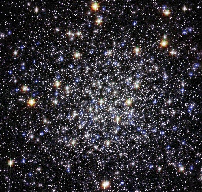 - Crédito: ESA_Hubble e NASA/33Giga/ND