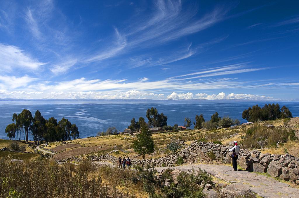Lago Titicaca - guilherme cecílio on Visual hunt / CC BY-NC-SA - guilherme cecílio on Visual hunt / CC BY-NC-SA/Rota de Férias/ND
