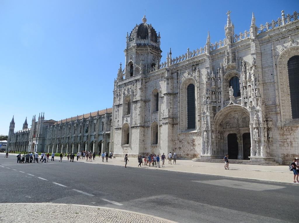 Mosteiro dos Jerônimos, Lisboa - Waldo Miguez from Pixabay - Waldo Miguez from Pixabay /Rota de Férias/ND