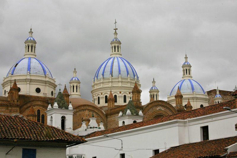 Cuenca, Equador - Alex E. Proimos on Visualhunt.com / CC BY-NC - Alex E. Proimos on Visualhunt.com / CC BY-NC /Rota de Férias/ND