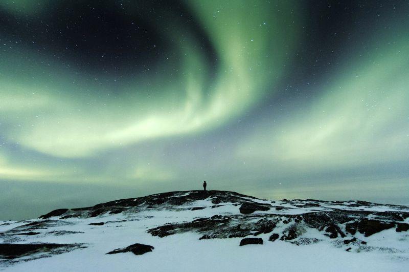 A região de Kola é uma das mais procuradas pelos turistas que querem ver a aurora boreal na Rússia - Good Free Photos - Good Free Photos/Rota de Férias/ND
