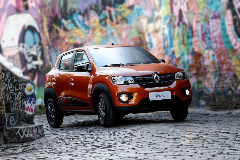 5º- Renault Kwid: 23.981 unidades - Foto: Divulgação - Foto: Divulgação/Garagem 360/ND