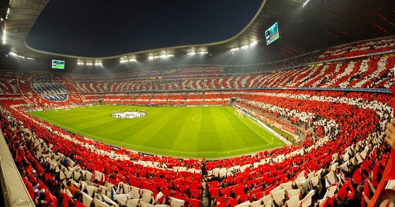 Allianz Arena - Rami ™ via VisualHunt / CC BY-NC-SA - Rami ™ via VisualHunt / CC BY-NC-SA/Rota de Férias/ND