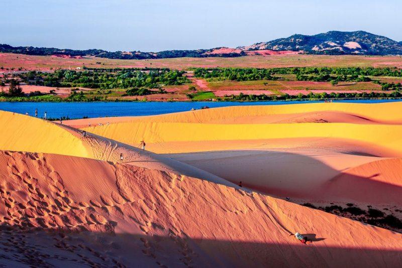Dunas de Mui Ne, Vietnã - Pixabay - Pixabay/Rota de Férias/ND