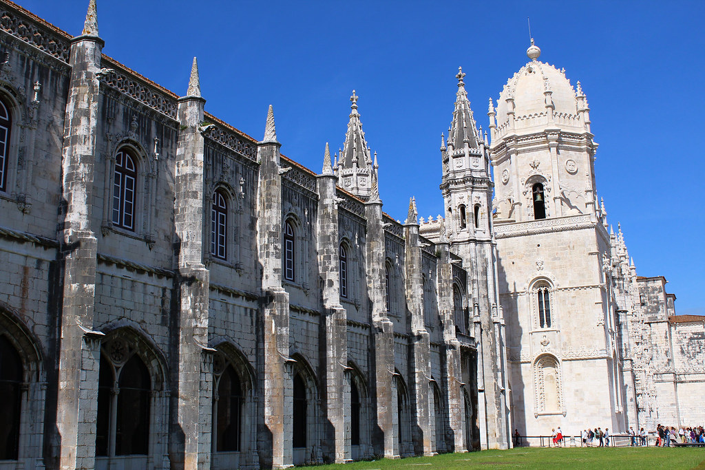 Mosteiro Dos Jerónimos, Lisboa - TheOneShot (Gunnar Marquardt) on VisualHunt.com / CC BY-ND - TheOneShot (Gunnar Marquardt) on VisualHunt.com / CC BY-ND/Rota de Férias/ND