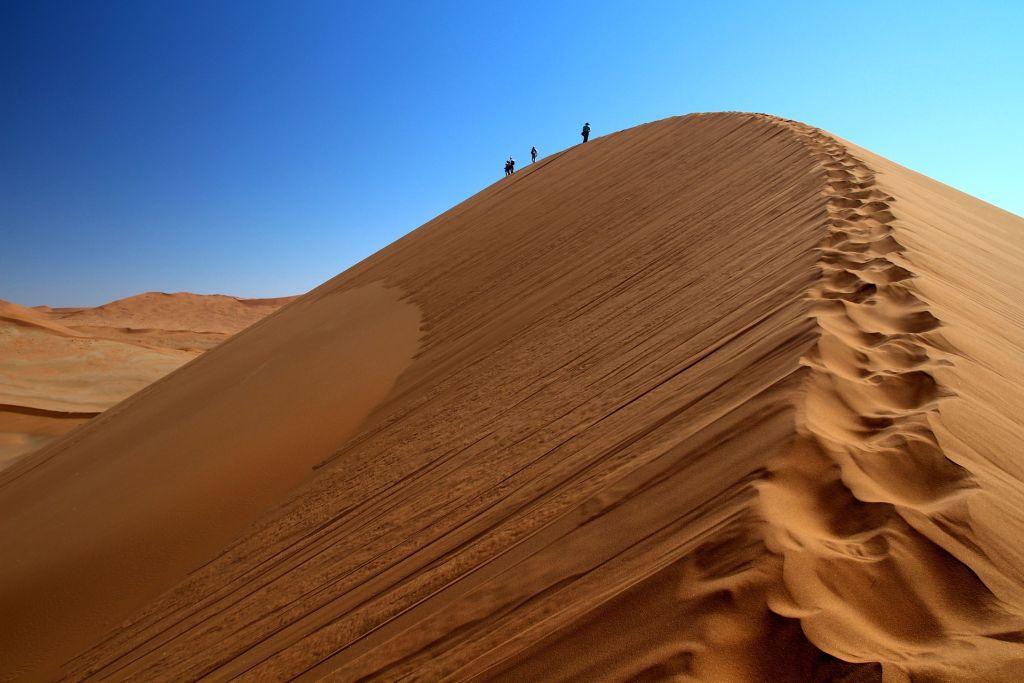 Sossusvlei, Namíbia - Pixabay - Pixabay/Rota de Férias/ND