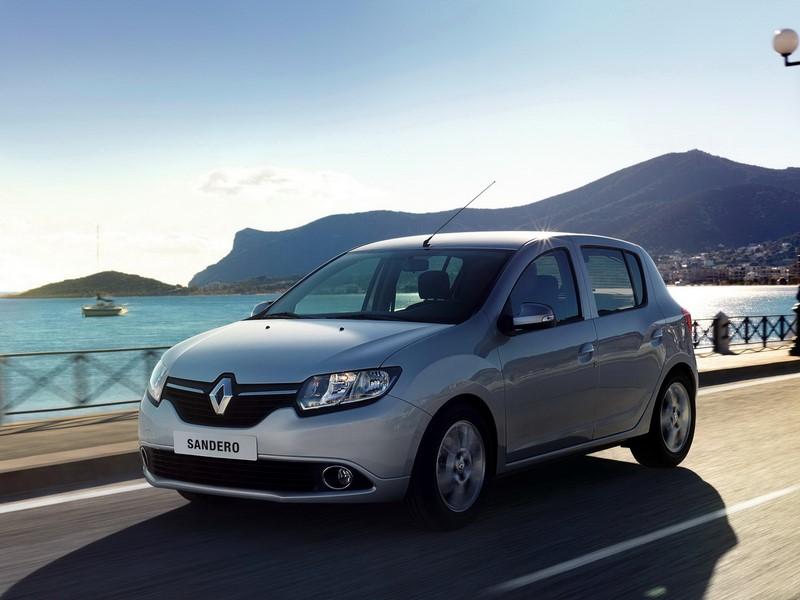 62- Renault Sandero/Logan (testado em junho de 2018): uma estrela para adultos e três estrelas para crianças - Foto: Divulgação - Foto: Divulgação/Garagem 360/ND