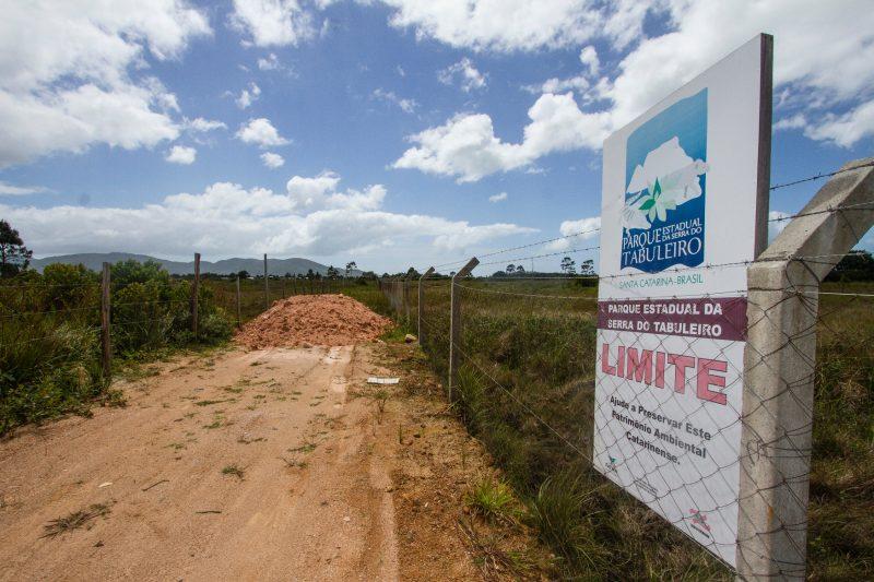 São aproximadamente 700 propriedades que serão desapropriadas em todo o parque – Flavio Tin/ND
