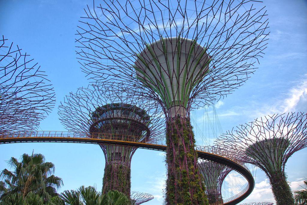 Jardins da Baía, Cingapura - Pixabay - Pixabay/Rota de Férias/ND