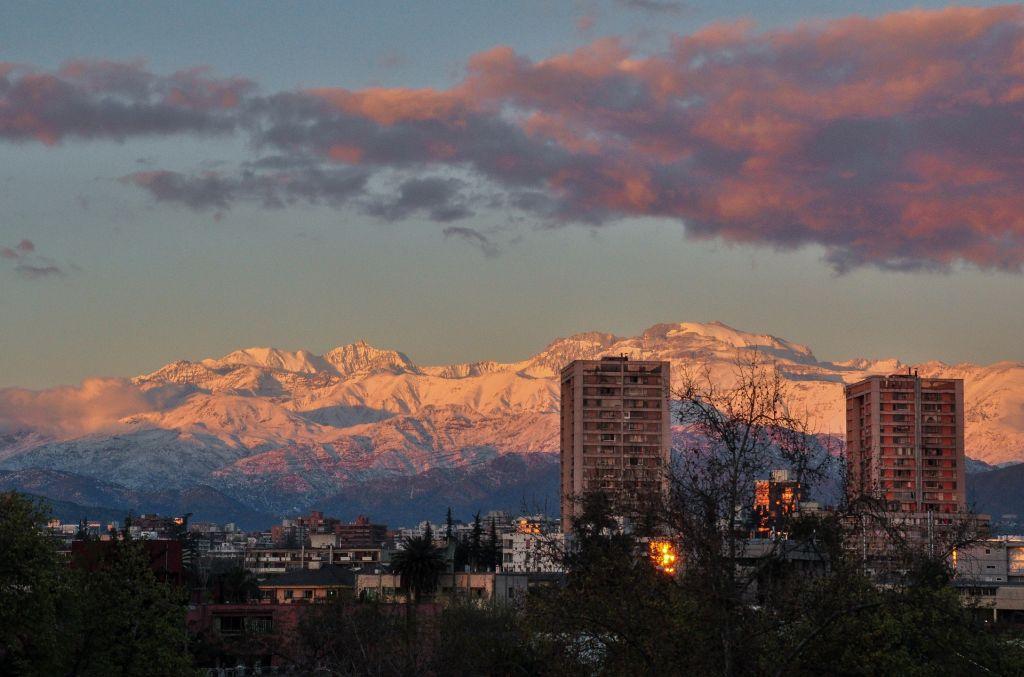 Santiago, Chile - Pixabay - Pixabay /Rota de Férias/ND