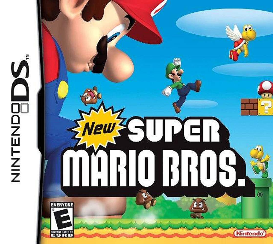 7. New Super Mario Bros. (2006) – 29 milhões de cópias - Crédito: Divulgação/33Giga/ND