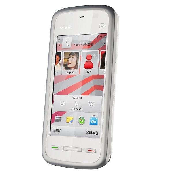 7. Nokia 5230 – Lançado em 2009, vendeu mais de 150 milhões de unidades - Crédito: Divulgação/33Giga/ND