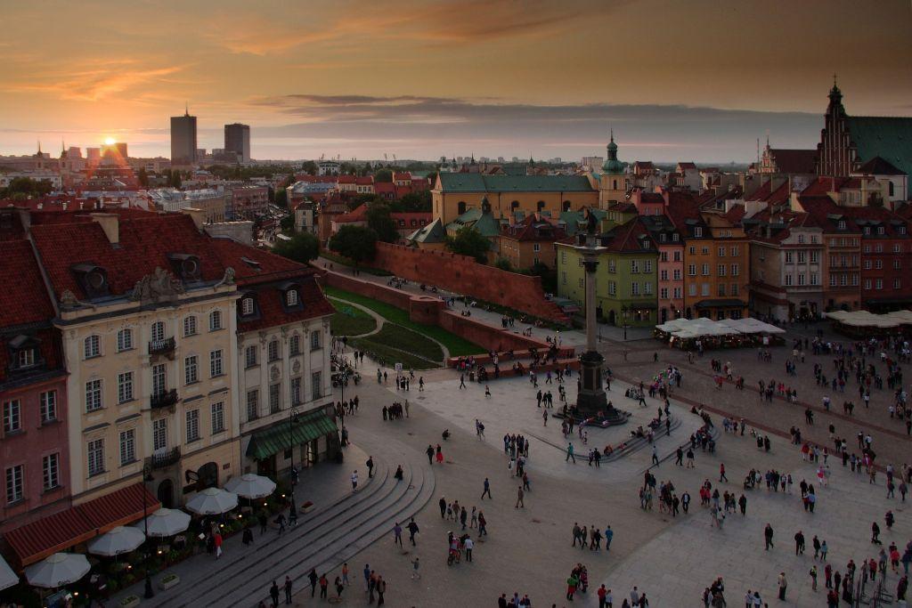 Varsóvia, Polônia - Pixabay - Pixabay/Rota de Férias/ND