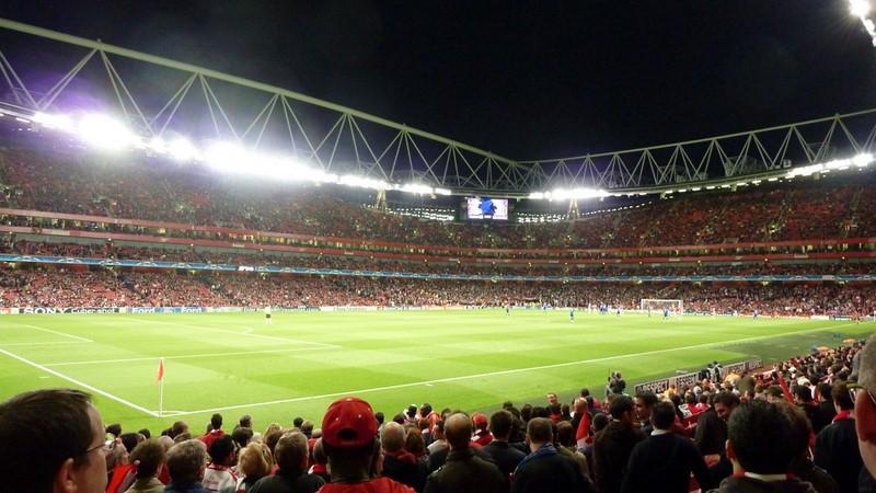 Emirates Stadium - wonker via VisualHunt.com / CC BY - wonker via VisualHunt.com / CC BY/Rota de Férias/ND