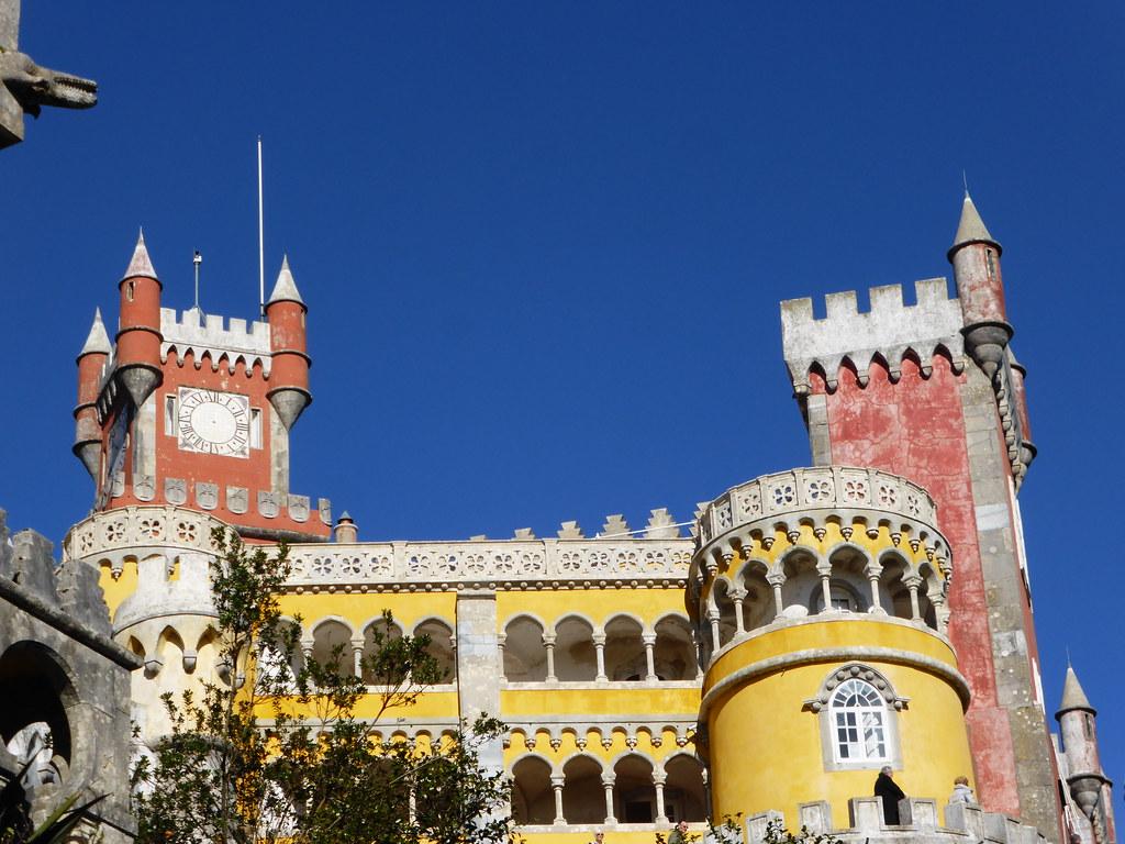 Palácio Nacional Da Pena, Sintra - marise caetano on VisualHunt / CC BY-NC-ND - marise caetano on VisualHunt / CC BY-NC-ND/Rota de Férias/ND