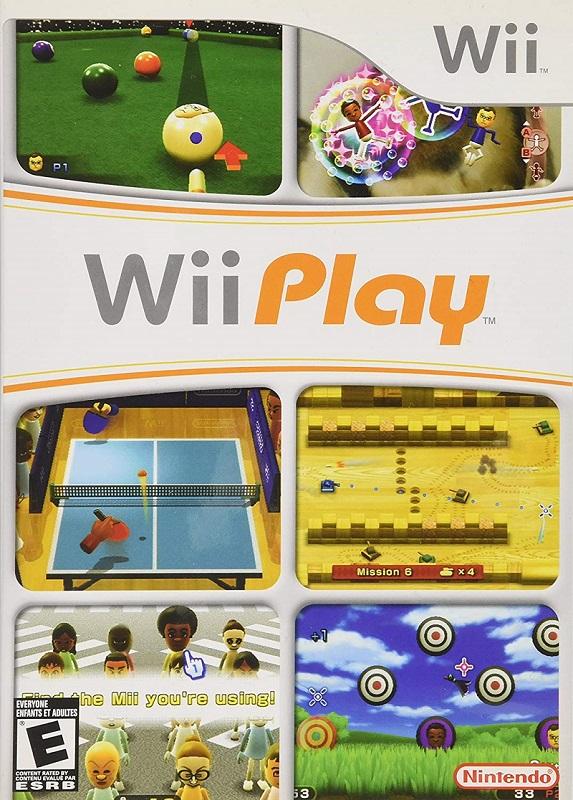 8. Wii Play (2007) – 28,9 milhões de cópias - Crédito: Divulgação/33Giga/ND