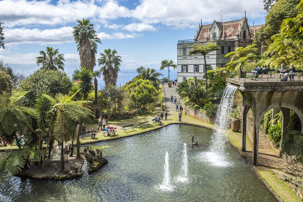 Jardim Tropical Monte Palace, em Funchal - GregSnell/Divulgação - GregSnell/Divulgação/Rota de Férias/ND