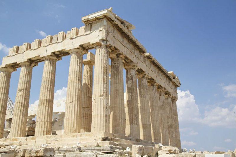 Acrópole de Atenas, Grécia - Pixabay - Pixabay/Rota de Férias/ND